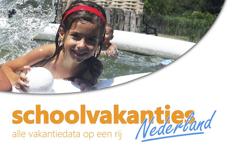Schoolvakanties Nederland sheet 1