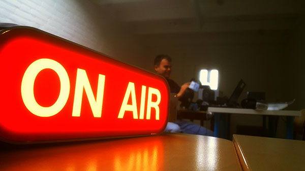 Radio maken basisschool